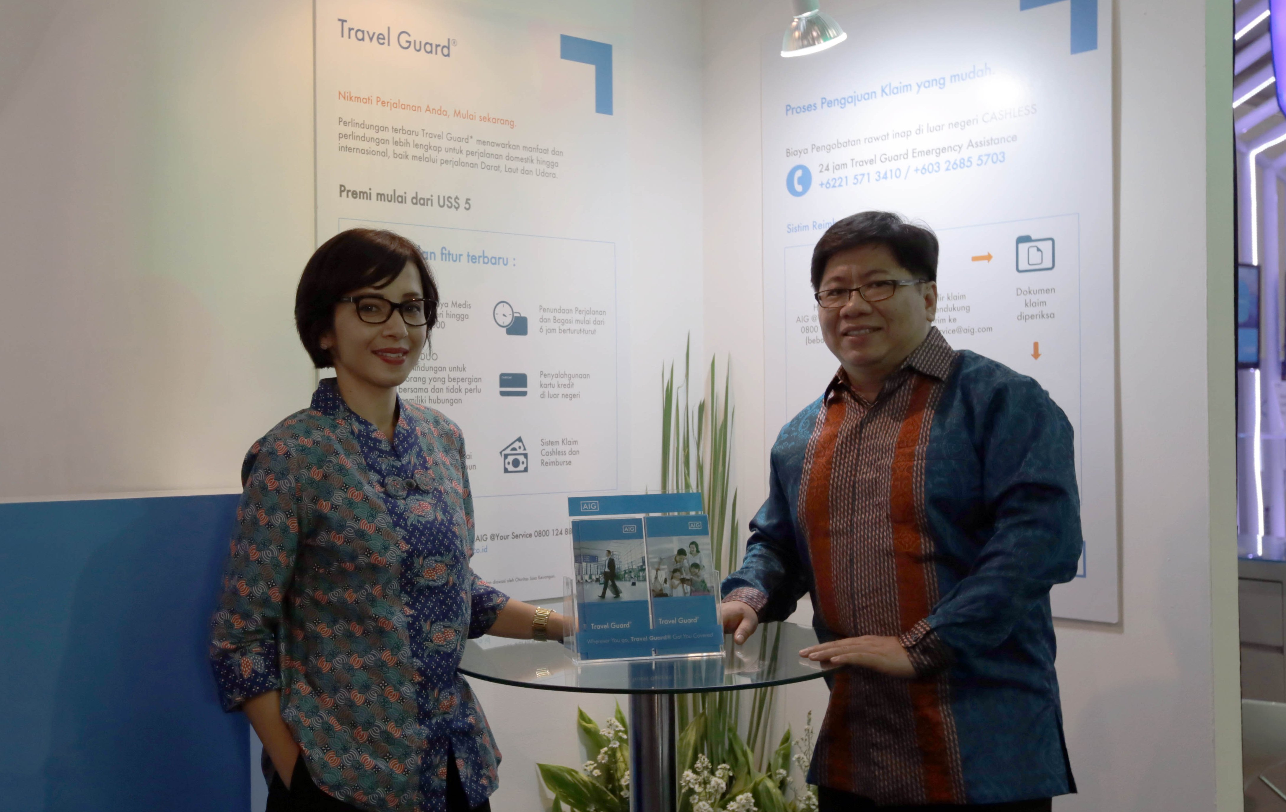 AIG INDONESIA ENHANCES ITS TRAVEL GUARD ® PRODUCT WITH EXTRA FEATURES